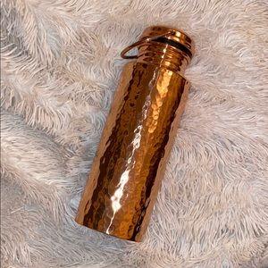 20 ounce Ayur copper water bottle